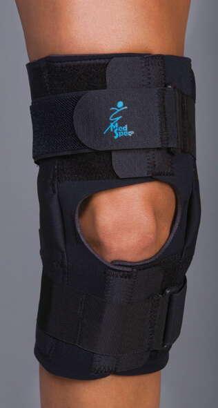 Gripper Hinged Knee polvituki
